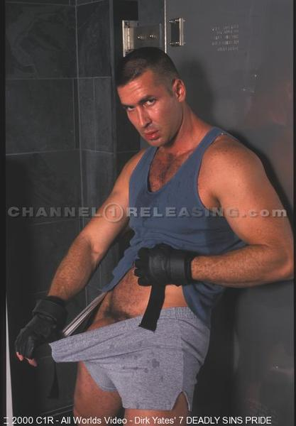 Father #27, Chris Steele (set #4). Showing off his glorious manhood to his sons and eager to pump his hot father-cum on his sons&#8217 bowels, like every father should do with his sons every day.