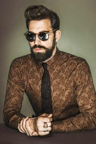 I'm #beard to possibly toe … digging this @ForRetroGents look.http://ForRetroGents.com