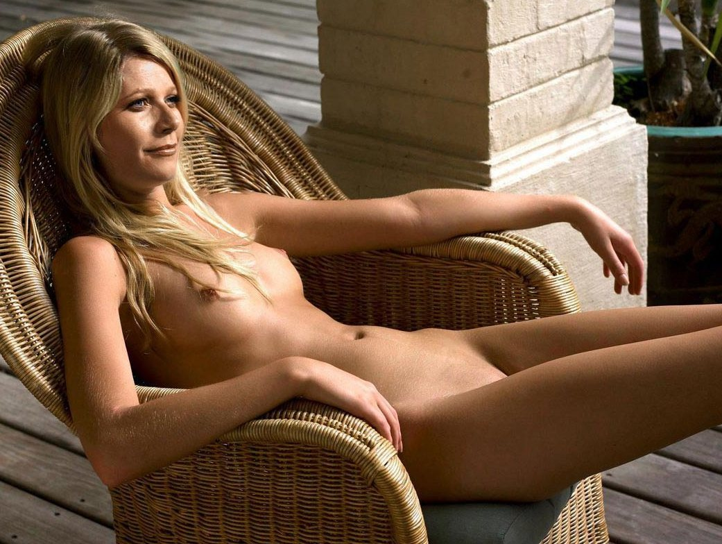 Nude gwyneth paltrow Gwyneth Paltrow