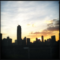 Another day. #Makati #Skyline #Sunset