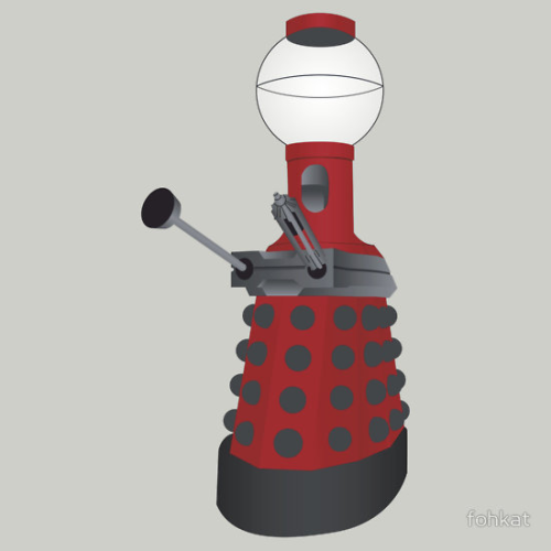 theweeklyansible:  Tom Servo's hideous secret