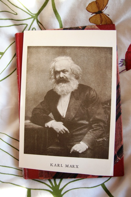 thetreewithin:  Happy Birthday Marx
