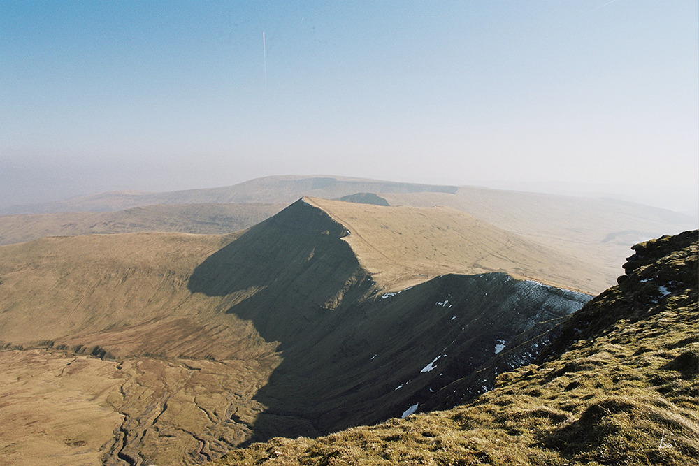 #12 Brecon Beacons - 35mm: Kodak Portra 160