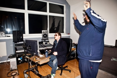 El-P and Killer Mike are turning their long-time collaboration into a more formal partnership: a new project under the name Run the Jewels (Big Boi has recently also got involved. Read more here.