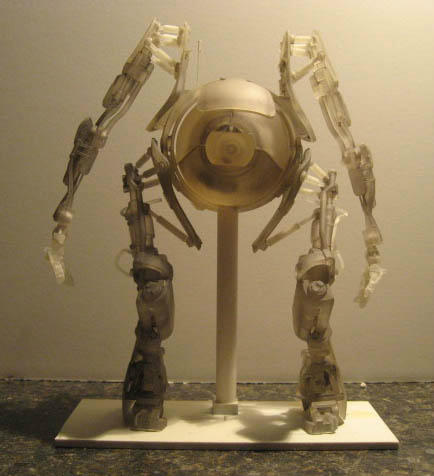 First look at NECA's Portal 2 ATLAS figure coming out in Spring 2013!