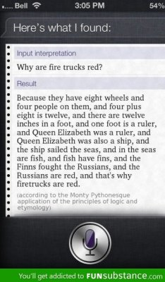 mymiscblog:  Why are trucks red? - FunSubstance.com on We Heart It. http://weheartit.com/entry/60563978/via/easd