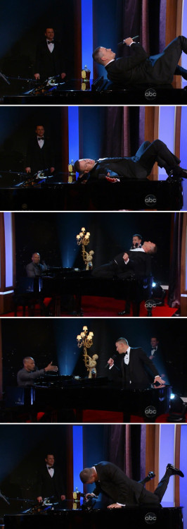 feilongfan:  Channing on Jimmy Kimmel
