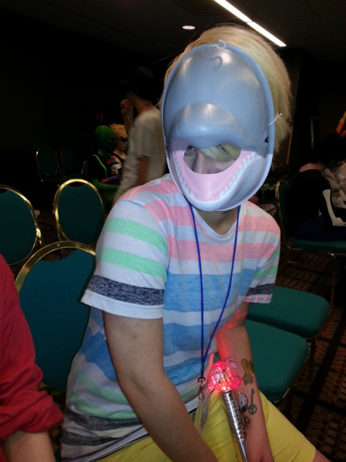 windycarnage:  little do you all know im actually a dolphin  i fucking knew it…
