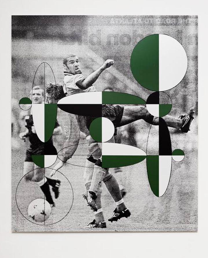 Gabriel Orozco Jump Over, 1996