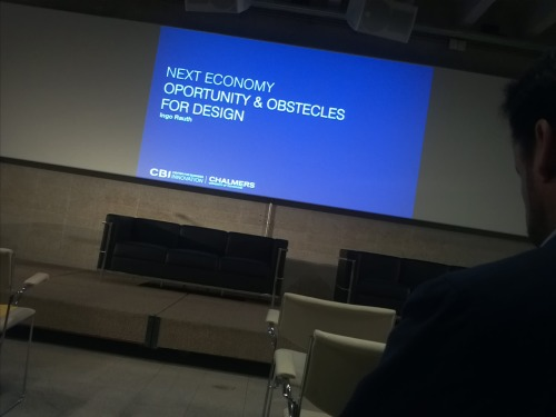 @Dmi: designing the new economy