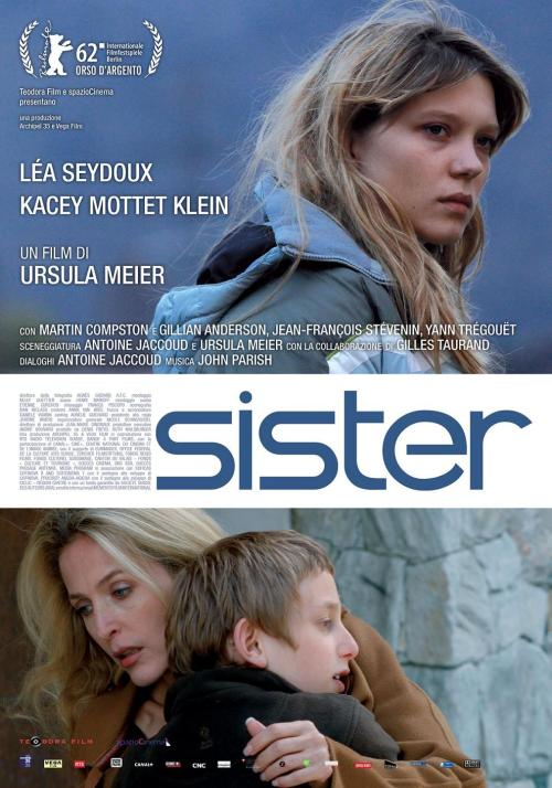#439 - Sister (2012, Switzerland) 7 / 10 Beautiful drama about sibling rivalry, real and imagined.
