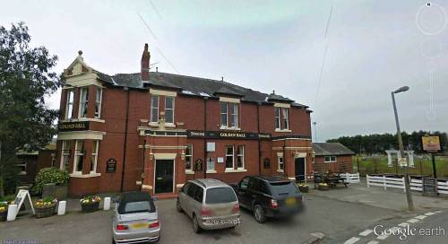 The Golden Ball, Pilling, Lancashire