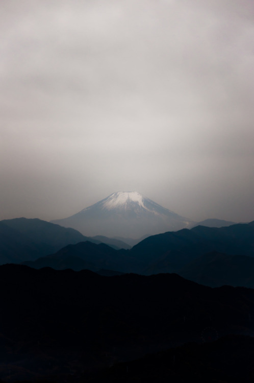 4nimalparty:  mt. fuji | 富士山 (by Swiftblue)