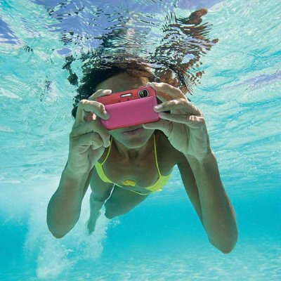 Sony Cyber-Shot Waterproof Camera