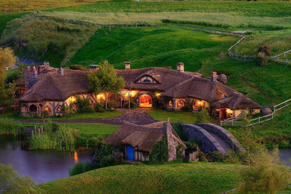 roberteacup:  Hobbiton, New Zealand