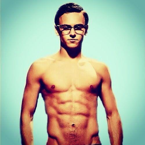 Tom Daley. What is it about this boy….so hot