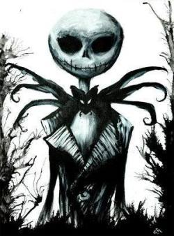 … Nightmare before Christmas…