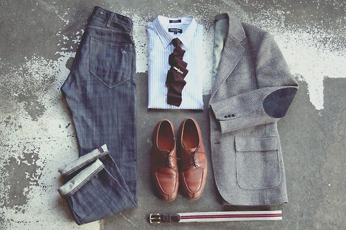 suitboss:  Outfit #346…More men's fashion.