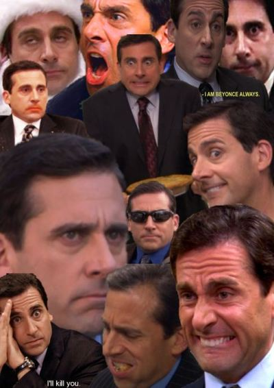 fedae:  liquidconfidence:  Michael Scott appreciation post  this is the best thing i've ever seen  Im sorry but this is amazing.