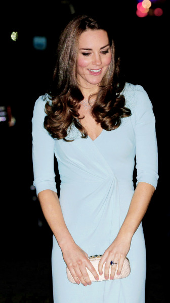 The Duchess of Cambridge attends the Wildlife Photographer of the Year Awards at the National History Museum | 21.10.2014 (x)