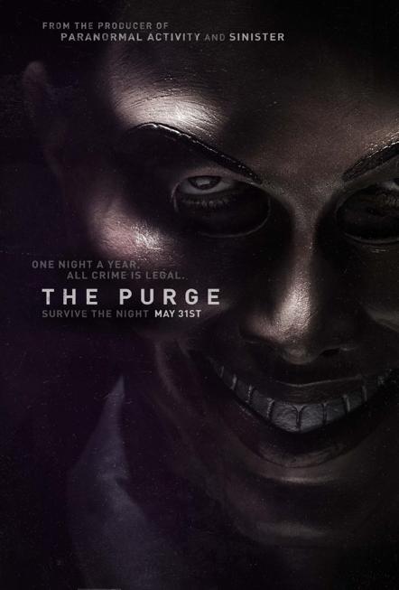 What an awesome concept. #thepurge #movies #film