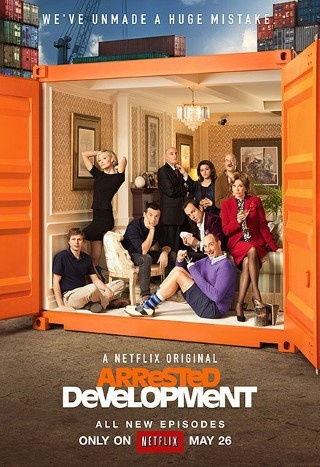 "I'm watching Arrested Development    ""Patiently waiting for the new season, another day closer.""                      2490 others are also watching.               Arrested Development on GetGlue.com"