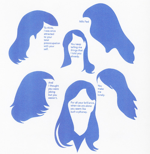Girls Thoughts by Geoff McFetridge