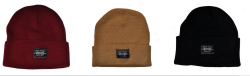 We've just updated our store with some new colours of our Vintage Cuff Beanie & a re-up of the Khaki colour. Limited quantities available.http://www.nvmbrstreetwear.com/shop