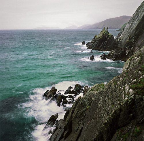 perched on the edge of ireland by manyfires on Flickr.