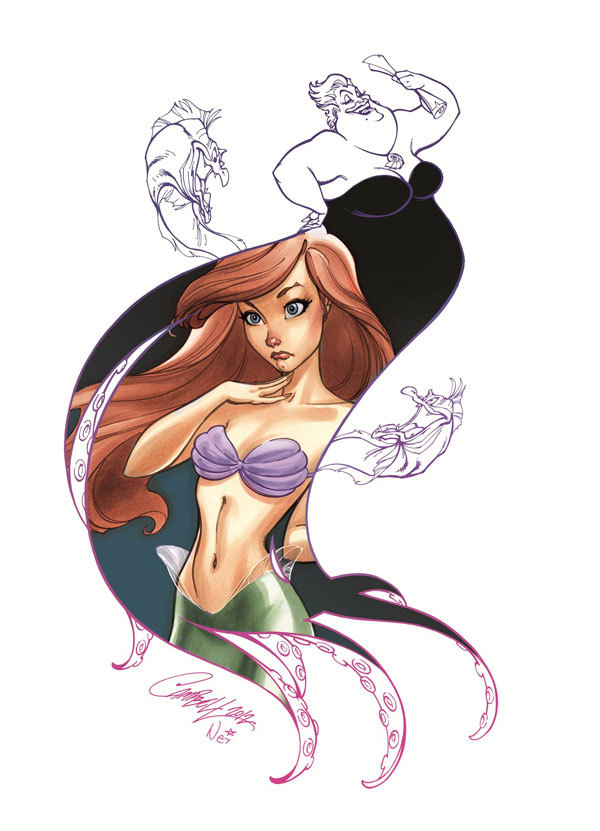 thefatlouie:  Her Voice by *J-Scott-Campbell