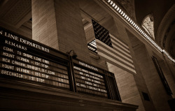 Time to Depart on Flickr.#flickr #photograph #photo #NYC #GrandCentralStation