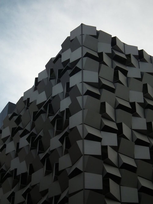 Cheese Grater, Sheffield