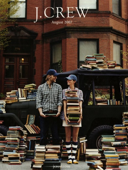 matchbookmag:  Memory Lane: Our favorite J.Crew catalog covers… | www.matchbookmag.com  J. Crew has never disappointed me. But THIS is the greatest.