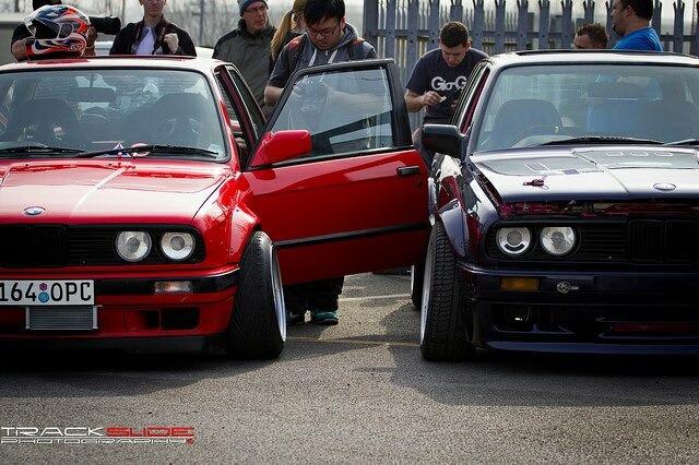 Couple of E30's