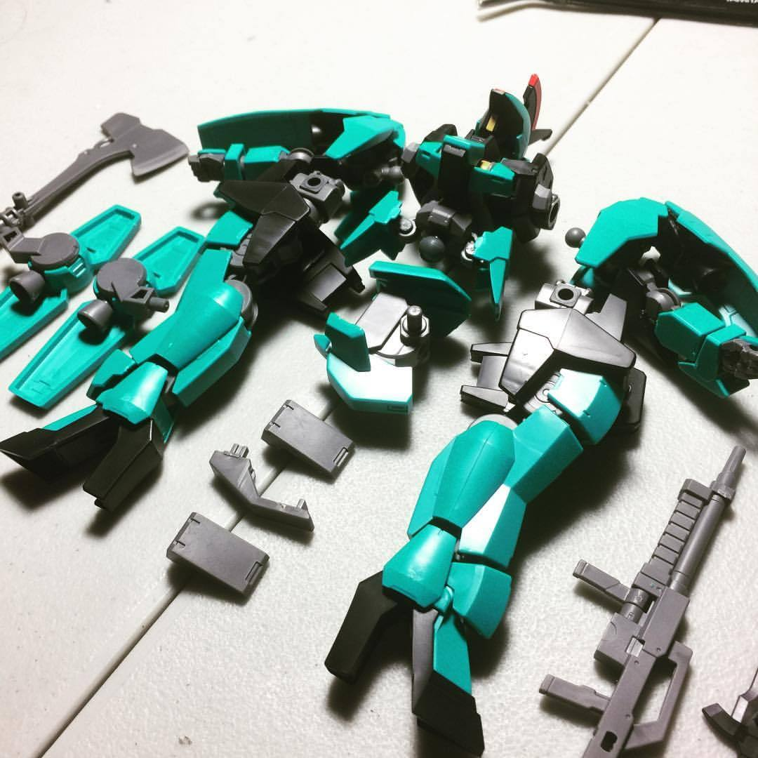 Review is finished!! Uploaded soon for subscribers!Subscribe to my Patreon to get it a week early as well as a chance to win Gunpla every month!!http://www.patreon.com/gunplagamerYouTube: http://www.youtube.com/gunplagamer  #highgrade #graze #ironbloodedorphans #gunpla #plasticmodelkit #gundam #mobilesuitgundam #gundammarker #plasticmodelkit #gundam #wip #workinprogress #barbatos #bandai #plamo #modelkit