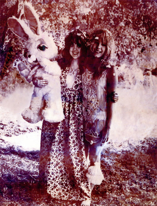 the60sbazaar:  Pamela des Barres and Miss Sparky