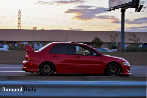 400+ awhp girl driven monster EVO