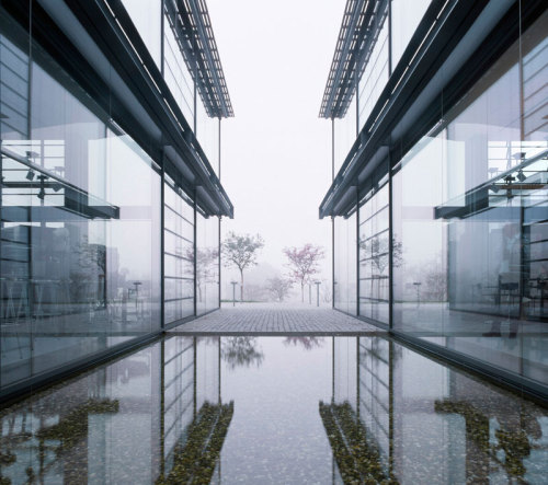 subtilitas:  Joachim Schürmann - Robert Bosch hospital, Stuttgart 2005. Photo (C) Thomas Riehle.