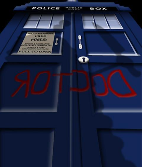 (via ROTCOD?) Here is a clue to tomorrows Daily Dalek extravaganza … . .
