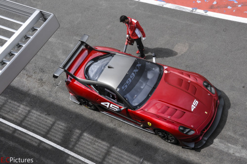 automotivated:  Spa Ferrari Corse Clienti : Cardiac Arrest ! [599XX Evoluzione #45] (by Emeric Cadart)