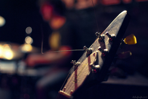 Guitar by Achifaifa on Flickr.