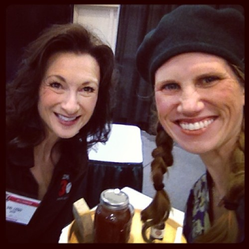 Val Lego of @WZZM13 and I got together to talk Bee Medicines & The Herbal Apothecary at The Home & Garden Show. The recap is available today on my blog! #herbalism #localfood #wellness