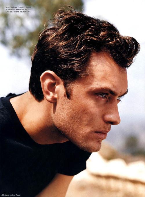 Fuck Yeah... He's Jude Law