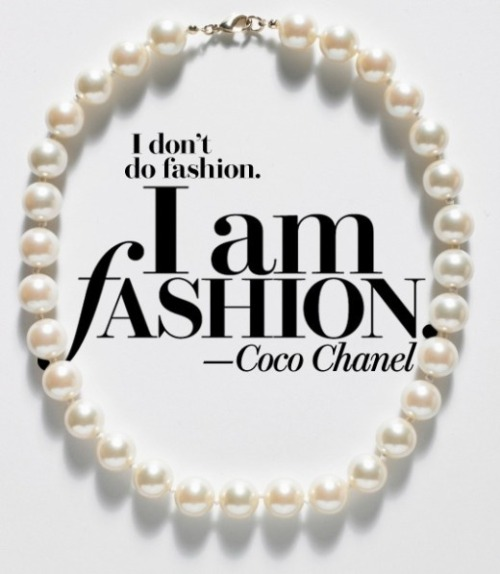 coco chanel quote on tumblr