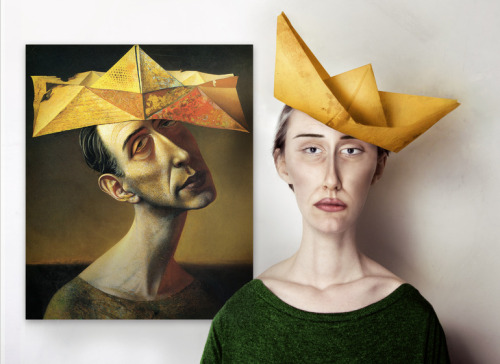 Real Life Series by Flora Borsi