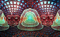love—can—last:  not my photo  Alex Grey