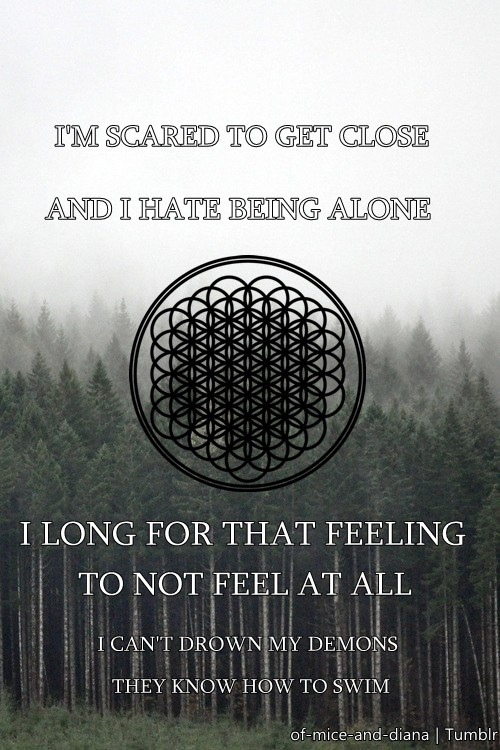 of-mice-and-diana:  Bring Me The Horizon - Can You Feel My Heart