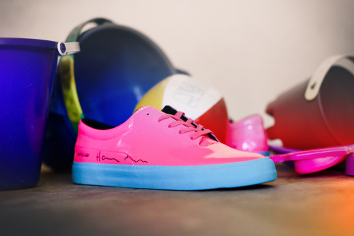 Win a Pair of SUPRA x Spring Breakers Sneakers Signed by Director Harmony Korine