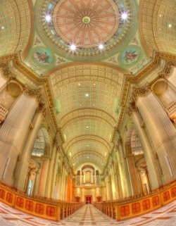 montreal-photos:  Mary, Queen of the World, Cathedral