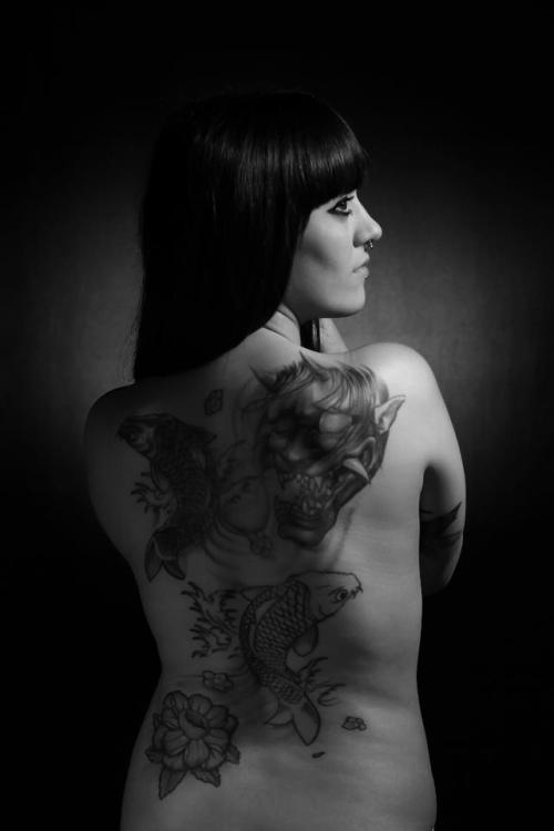 "Picture from ""Ink Dreams"" session by CAF www.caffotografia.com"